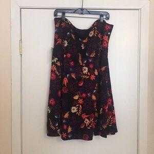 3XL LuLaRoe Azure Skirt FF32 4516